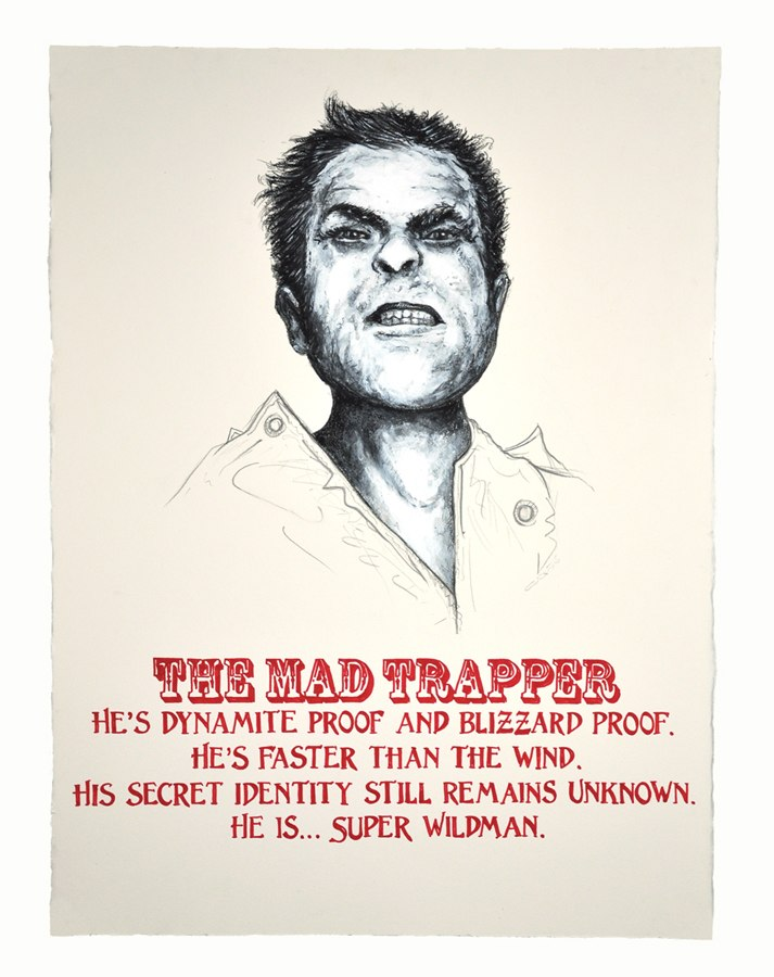 Canadian Villains The Mad Trapper