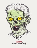Zombie Group of Seven #7